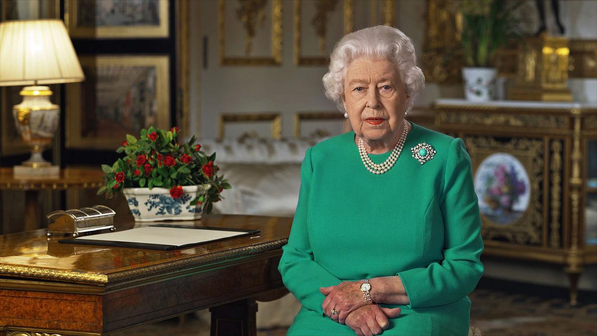 UK's Queen Elizabeth II
