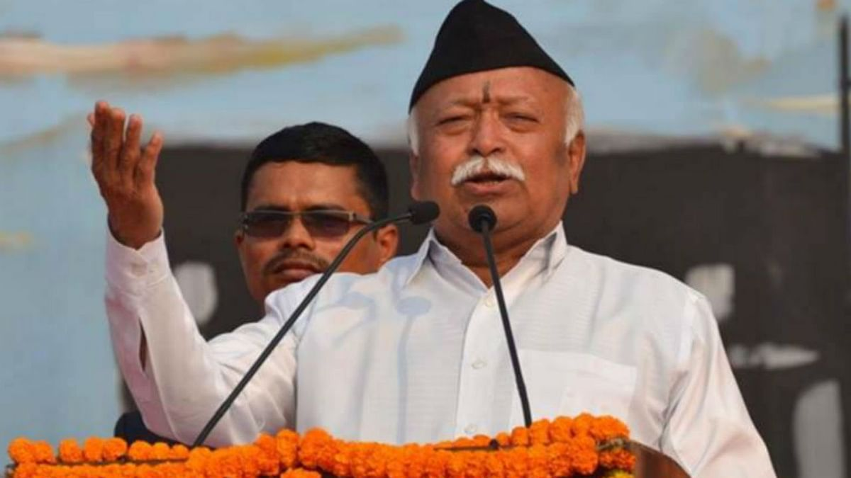 Twitter restores blue tick of RSS Chief Mohan Bhagwat's account and other key functionaries of organisation