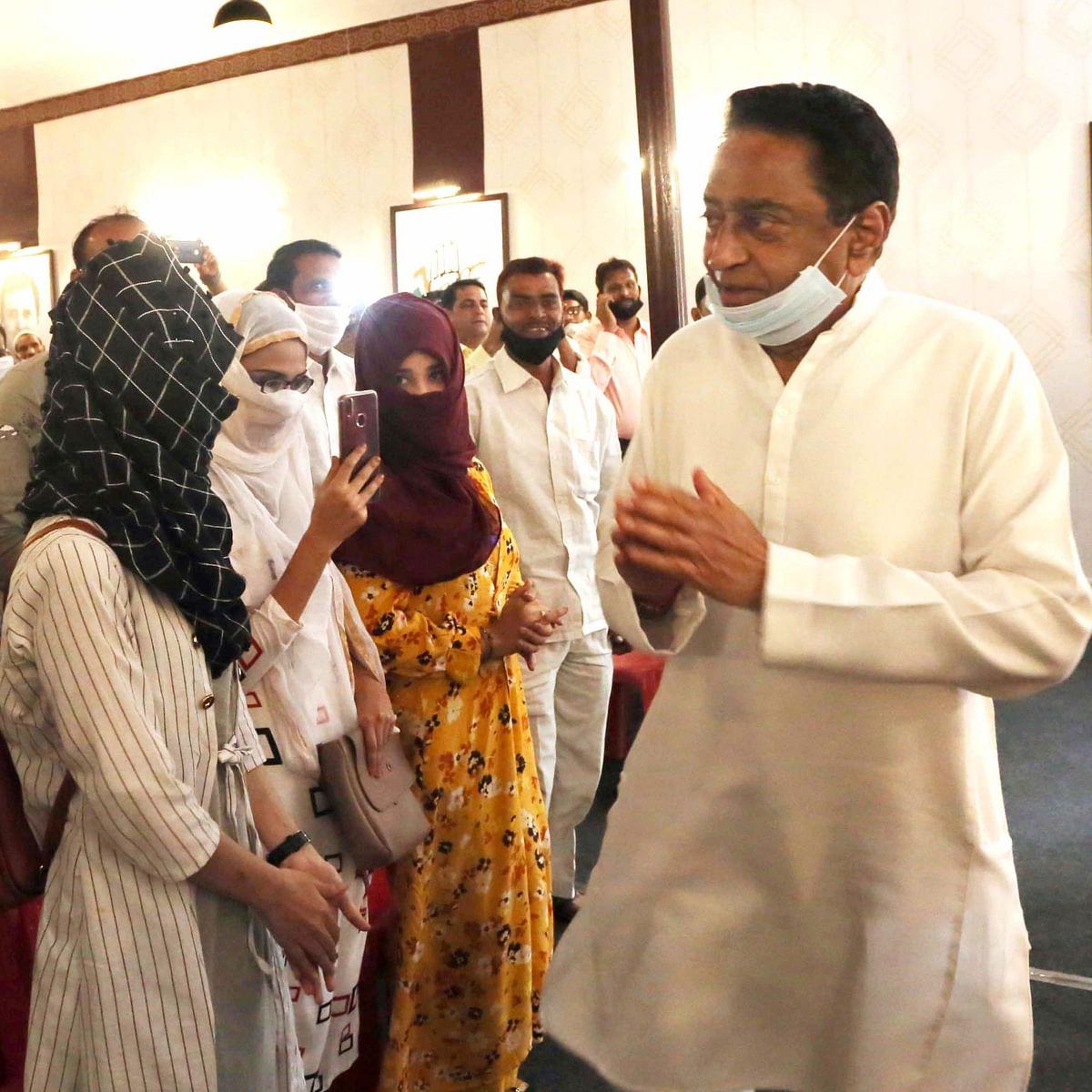 Madhya Pradesh: FIR against Kamal Nath for violation of Covid guidelines