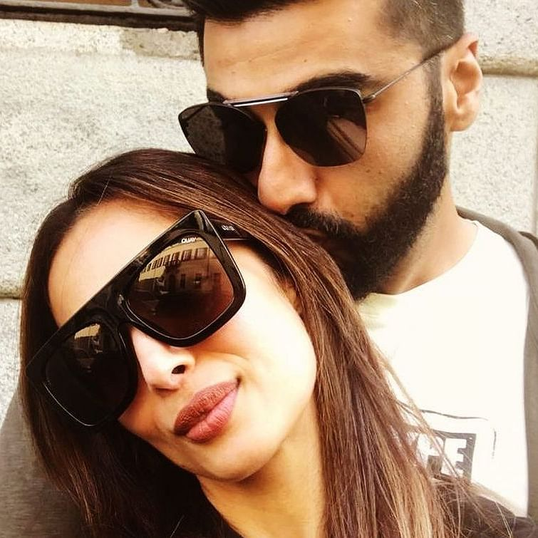 Check out Arjun Kapoor's mushy birthday wish for ladylove Malaika Arora