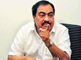 Maharashtra: Many want to leave BJP, says Eknath Khadse