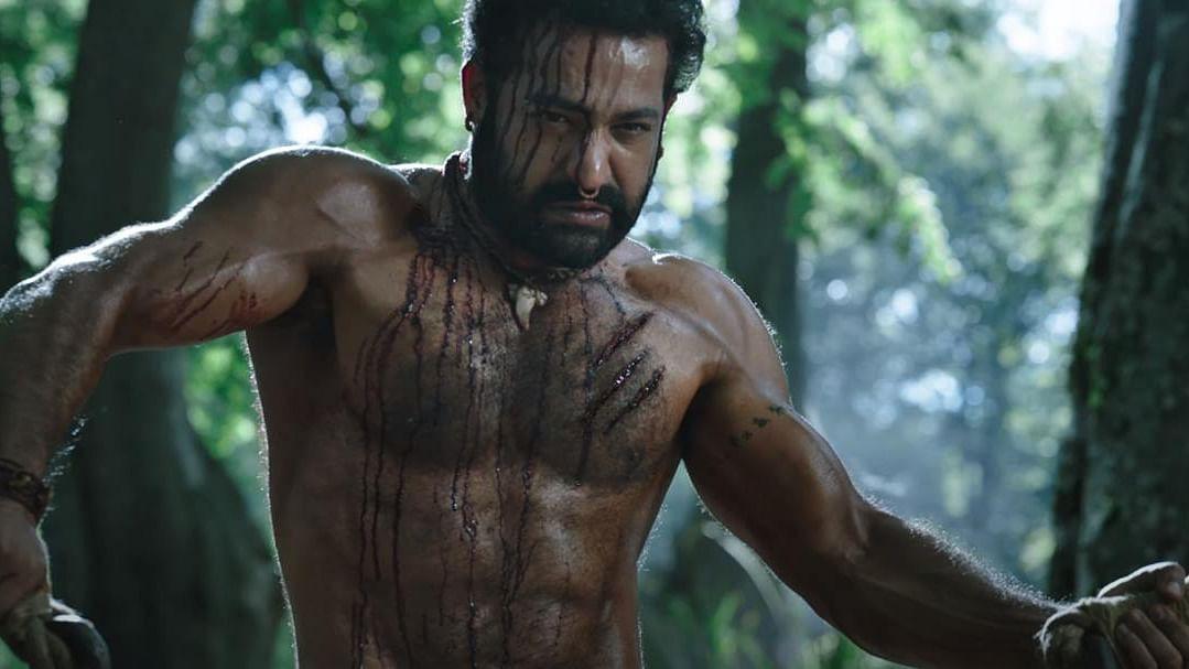 Watch video: First look of Jr. NTR as Bheem in SS Rajamouli's 'RRR'