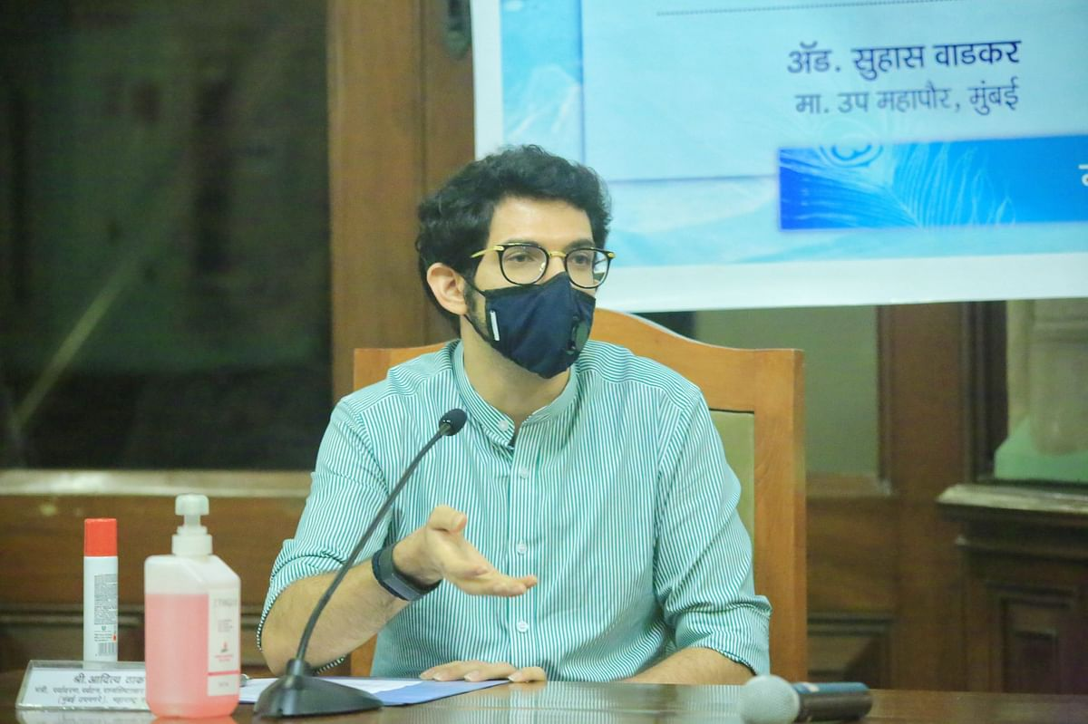 Aarey tree cutting: Aaditya Thackeray says he has asked authorities to issue 'stop work'