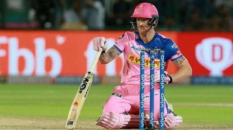 All-rounder Ben Stokes back to his cricket playing days