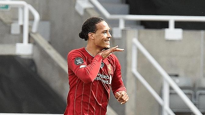 Good news Liverpool fans: Jurgen Klopp gives update on Virgil van Dijk's knee injury