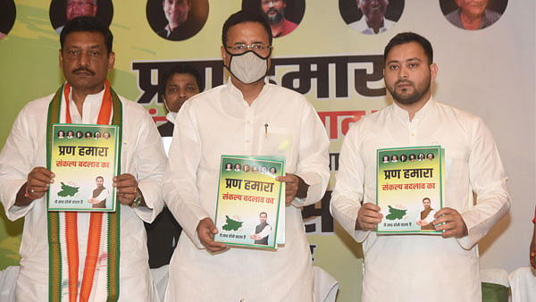 Bihar elections 2020: Full list of Mahagathbandhan candidates