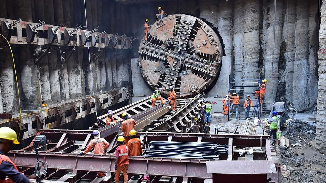 Mumbai: 20% of Metro Line 6 work completed