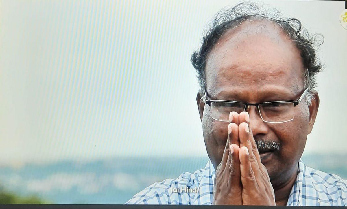 Sreenivasa Murthy Rangaiah, APCCF