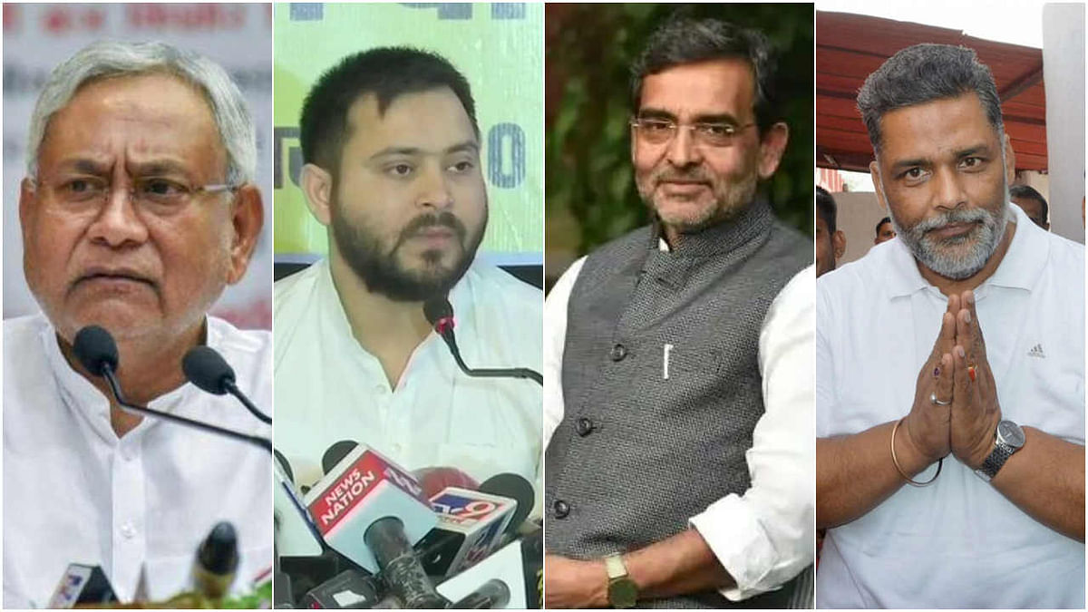 Guide to Bihar Poll Alliances: All you need to know about NDA, Mahagathbandhan and others contesting assembly elections
