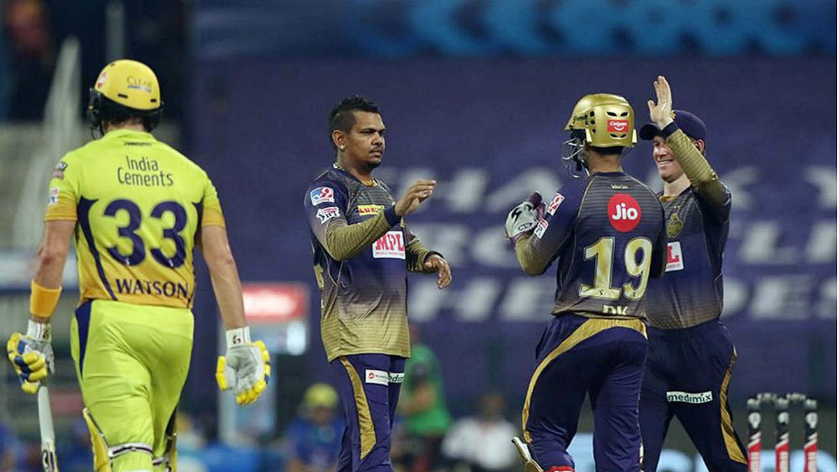 IPL 2020: KKR's Sunil Narine reported for suspect action