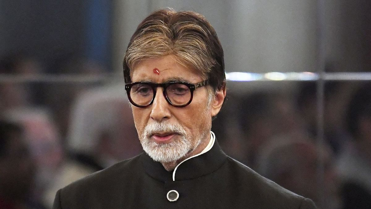 Amitabh Bachchan Health Update: Veteran actor gets a routine check-up