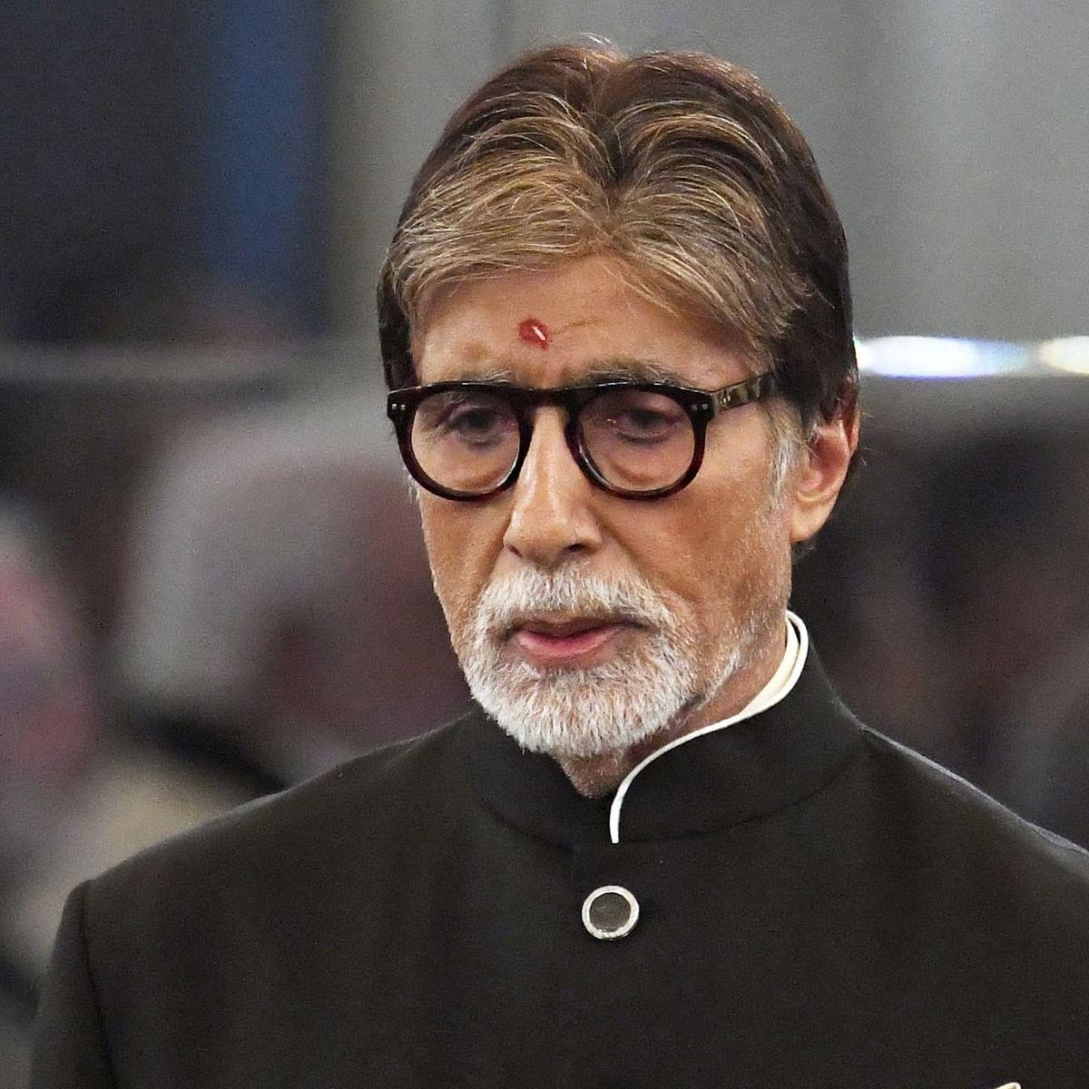 Amitabh Bachchan donates ventilators, medical equipment worth Rs 1.75 crore to civic hospital in Mumbai