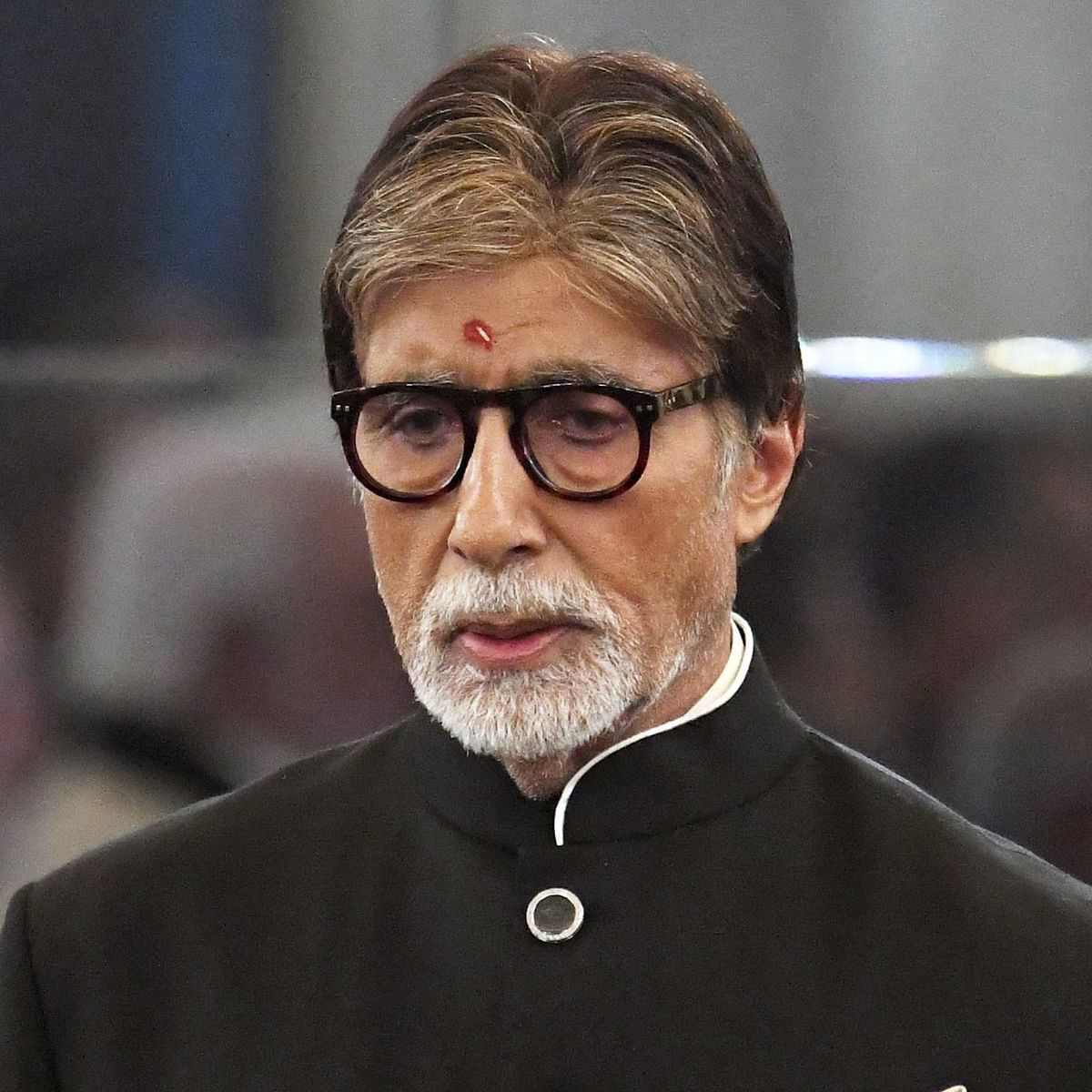 Security tightened at Amitabh Bachchan's Mumbai residence after Nana Patole's remarks