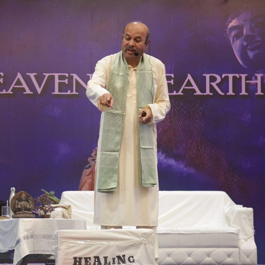 Kill the Sense of Separation and Practice Forgiveness: NJ Reddy, founder of Yoga Prana Vidya