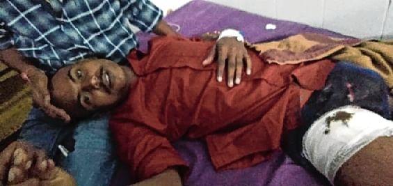 1 killed in firing during Durga idol immersion