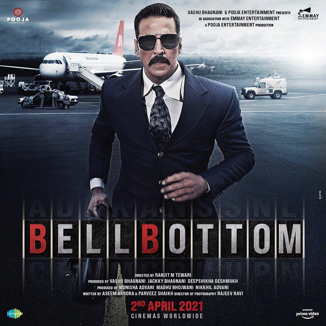 Bell Bottom: Poster of Akshay Kumar's spy-thriller out