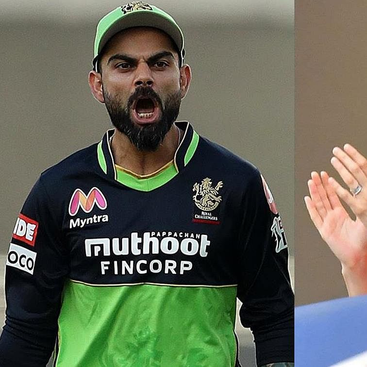 Watch: Unseen video of Virat asking Anushka from the field if she has eaten leaves the internet awestruck