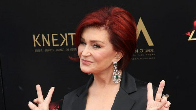 'I just couldn't bear it': Sharon Osbourne opens up about past suicide attempt