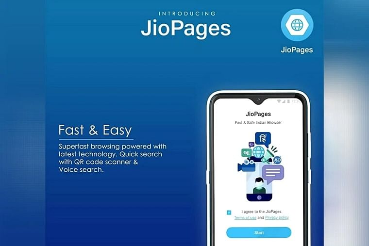 Reliance Jio launches made-in-India JioPages browser: Here's how to download and some key features