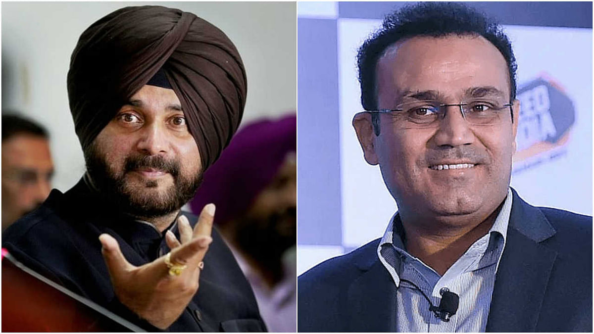 Sidhu and Sehwag: Two wittiest former Indian cricketers who share more than just birthday