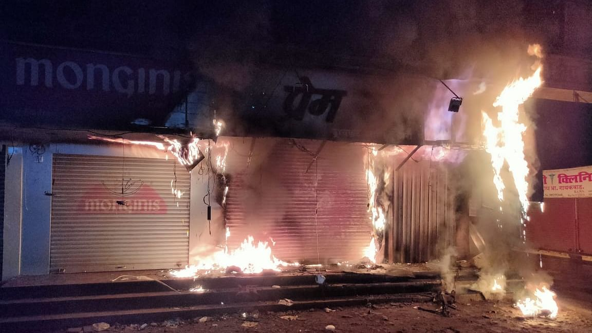 Thane: Fire breaks out in Diva shop; no injuries reported