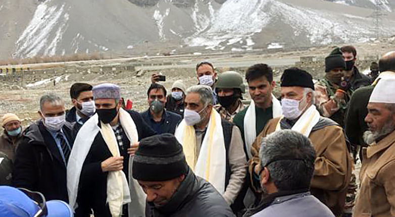 People of Drass have 'endorsed' Peoples' Alliance for Gupkar Declaration's agenda: Omar Abdullah