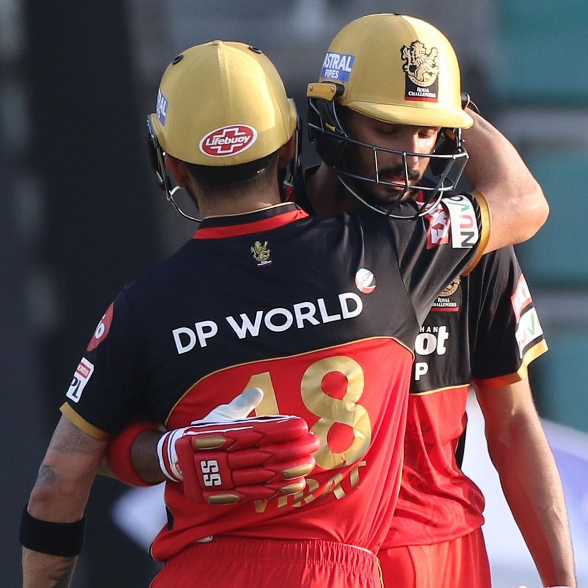 Check out throwback picture of Devdutt Padikkal and this RCB teammate