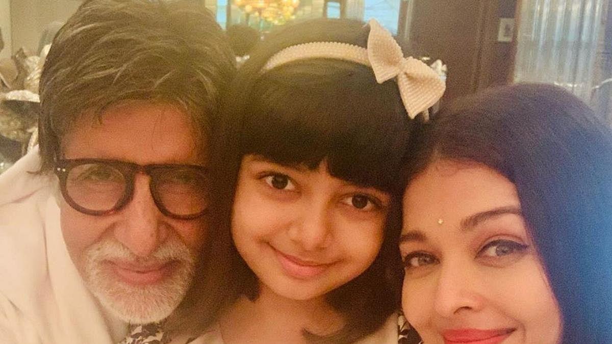 'Love you always Dadaji': Aaradhya's birthday wish for grandfather Amitabh Bachchan