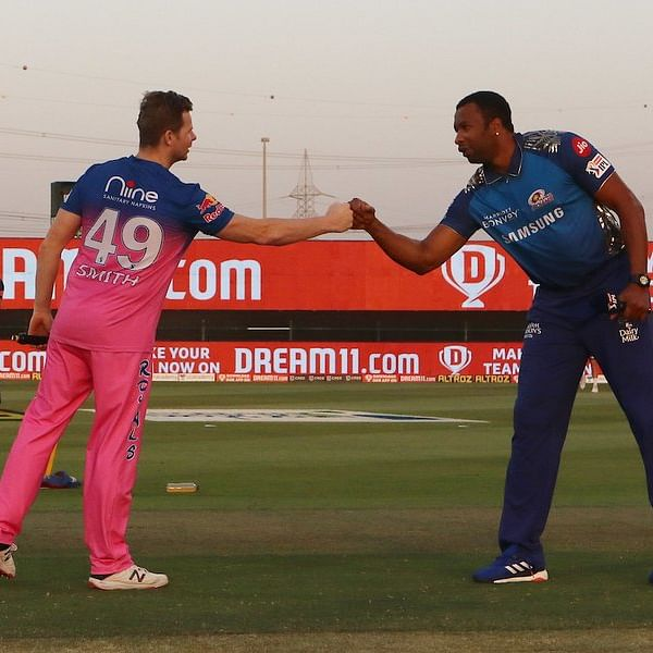 Rajasthan Royals vs Mumbai Indians LIVE: Score, commentary for the 45th match of Dream11 IPL