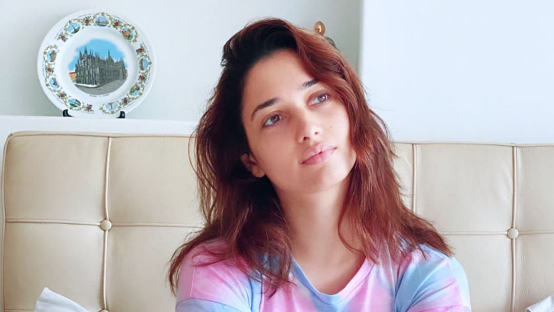 Tamannaah Bhatia gets discharged from hospital, to live in isolation
