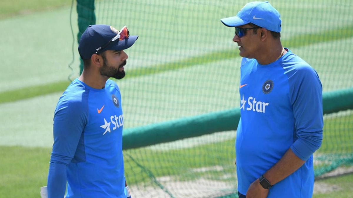 'Happy birthday Anil Bhai': Kohli's greetings on Kumble's 50th invites meme-makers to his Twitter timeline