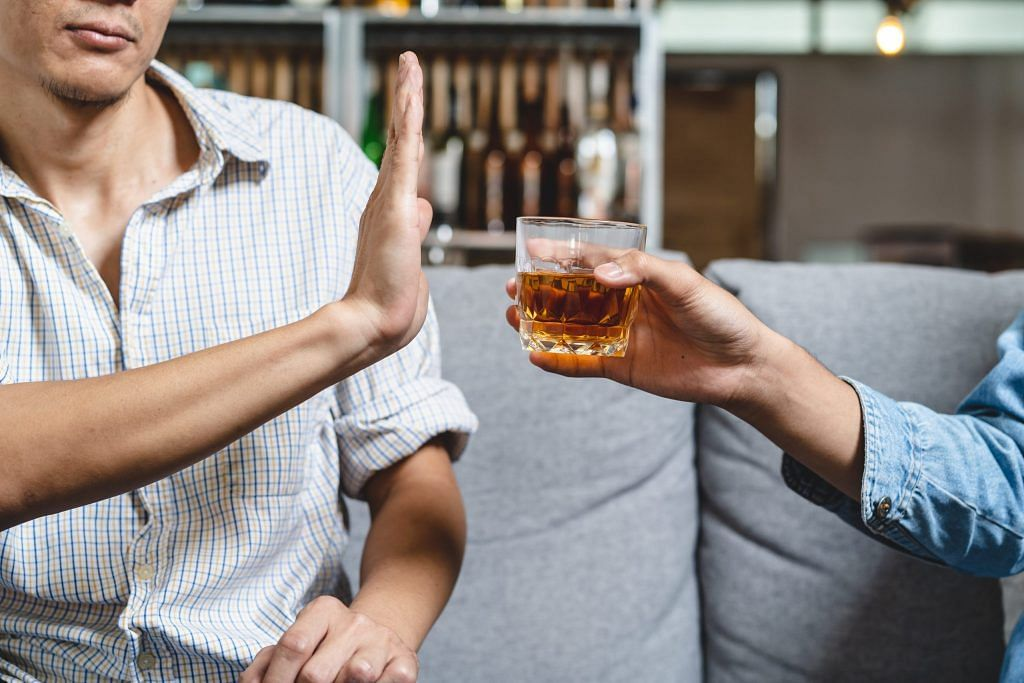Here's the key to De-addict from drinking