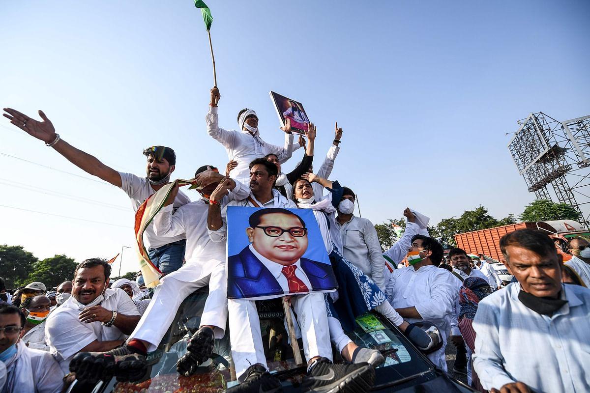 Hathras Horror: Congress to hold 'Satyagraha' at Mahatma Gandhi, Ambedkar statues across country