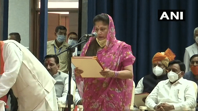 Bhopal: No weeding out in absence of coaches, says Sports min Yashodhara Raje