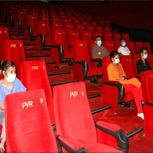 Corona Reel: Movie buffs shirk screens, cinemas open to poor response in Bhopal