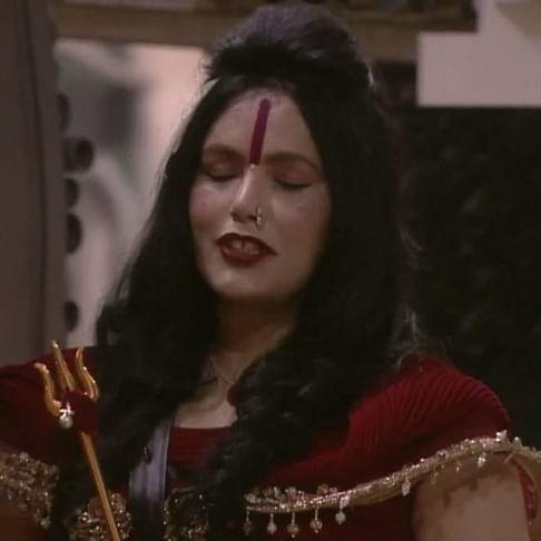 Watch: 'Bigg Boss 14' contestants seek blessing from Radhe Maa
