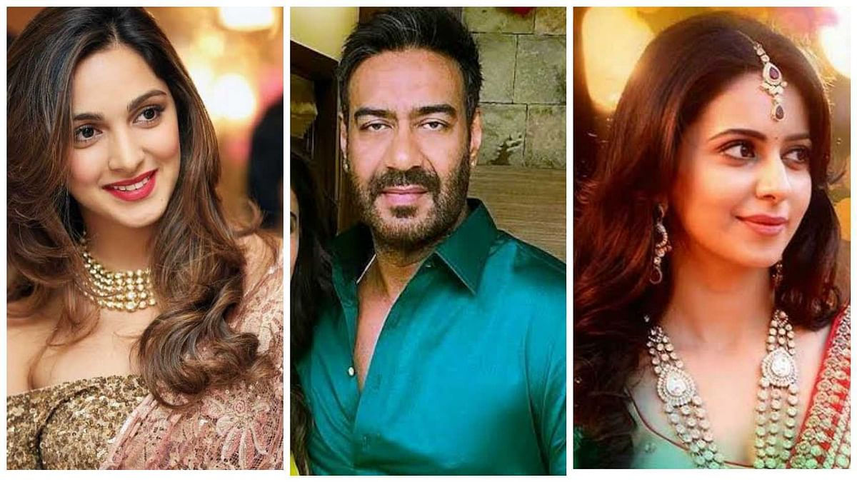 Dussehra 2020: Ajay Devgan, Kiara Advani, Rakul Preet Singh and other celebrities wish fans