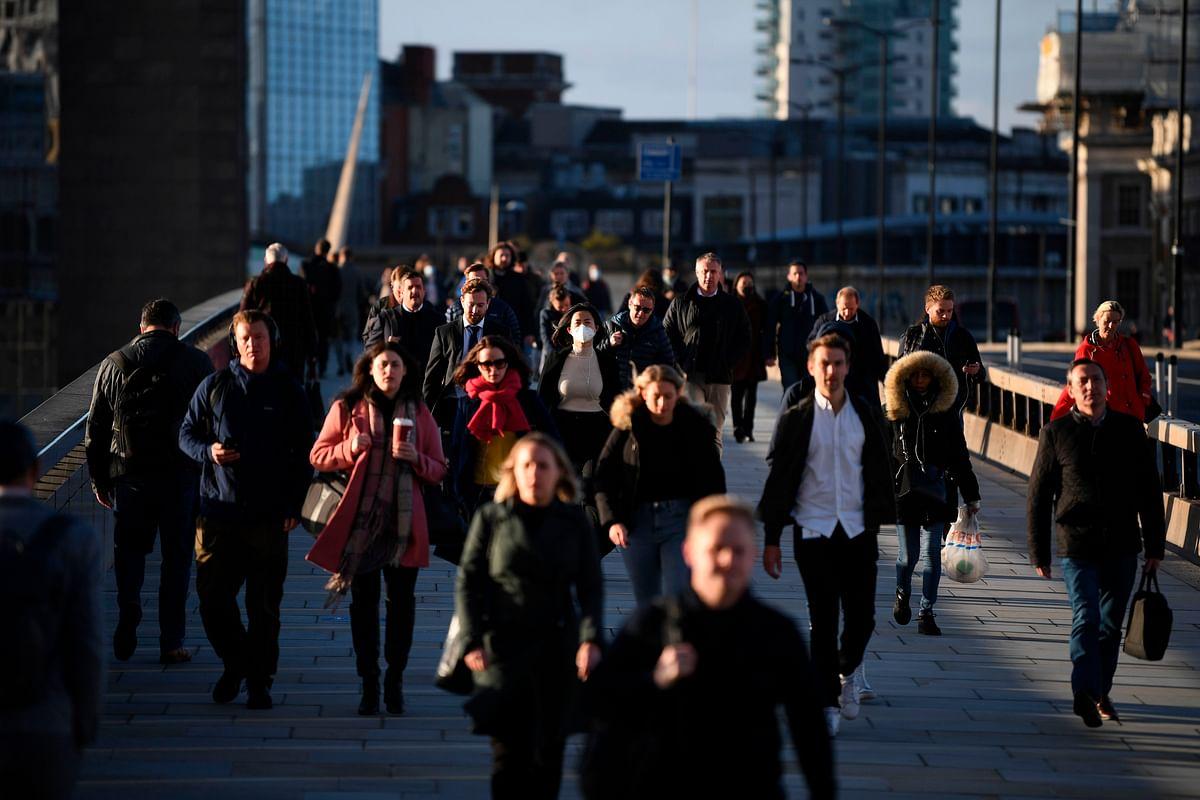 Coronavirus chaos in Britain