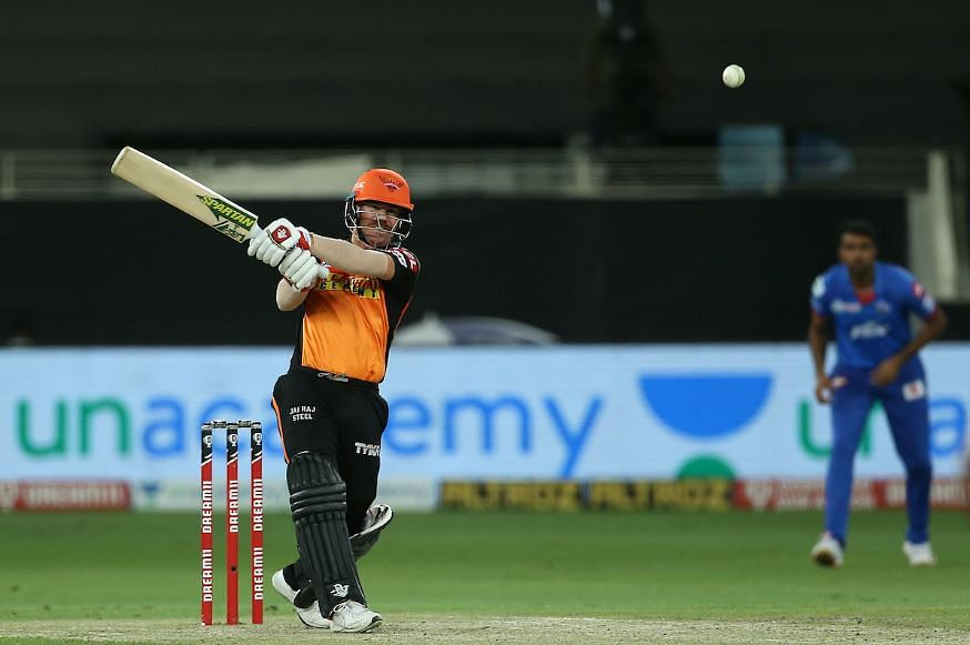 Skipper David Warner