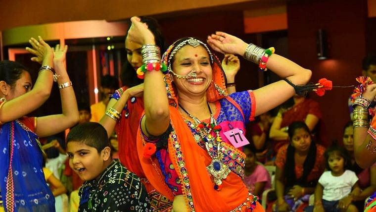 Navratri 2020: Getting into garba mode!