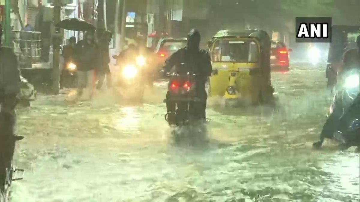12 killed as rain lashes Hyderabad; rescue efforts underway: Latest updates