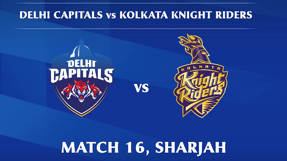 Delhi Capitals vs Kolkata Knight Riders LIVE: Score, Commentary for the 16th match of Dream11 IPL