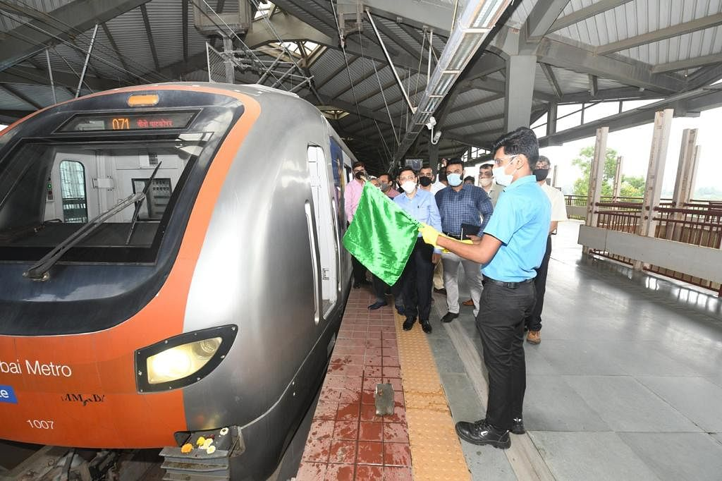 Mumbai Metro Resumption: First day records footfall of more than 12,000 passengers