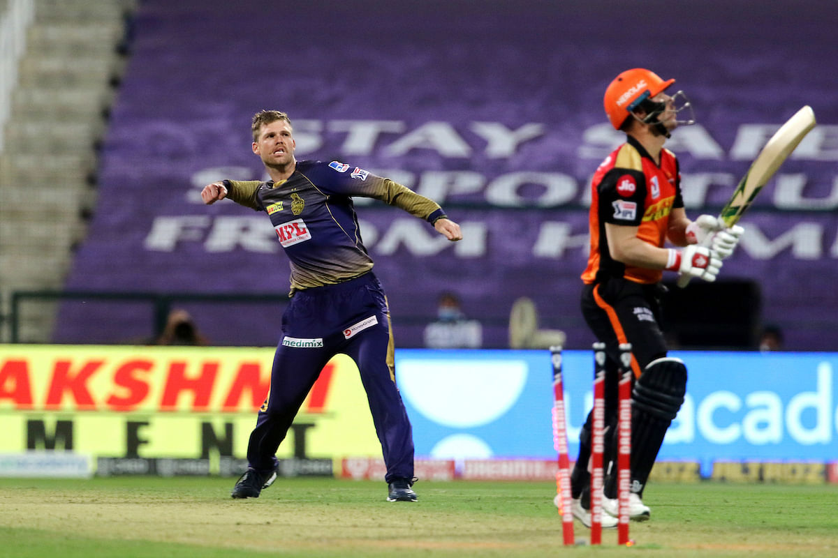 IPL 2020: Lockie Ferguson stars as KKR beat SRH in Super Over