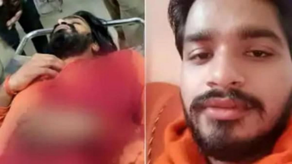 Uttar Pradesh: Temple priest in Gonda orchestrated attack on himself to frame rival, says police