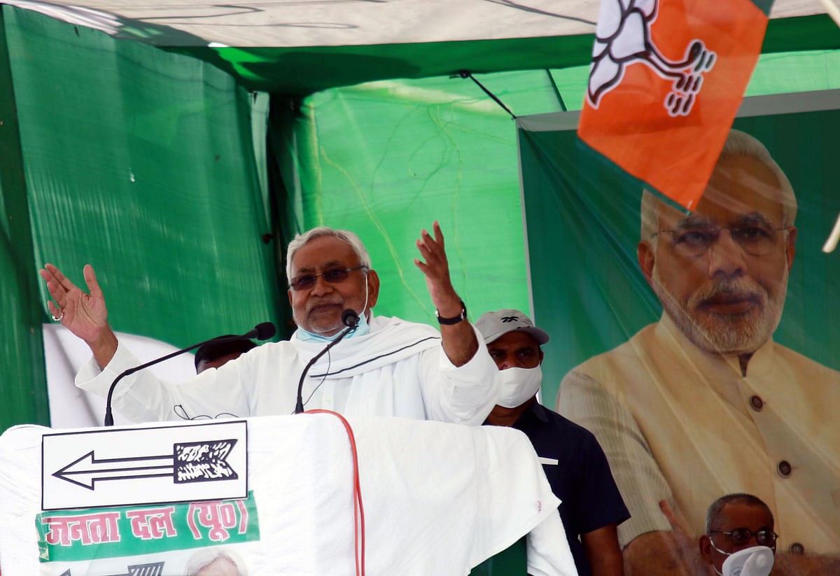 The knives are already out for Nitish Kumar
