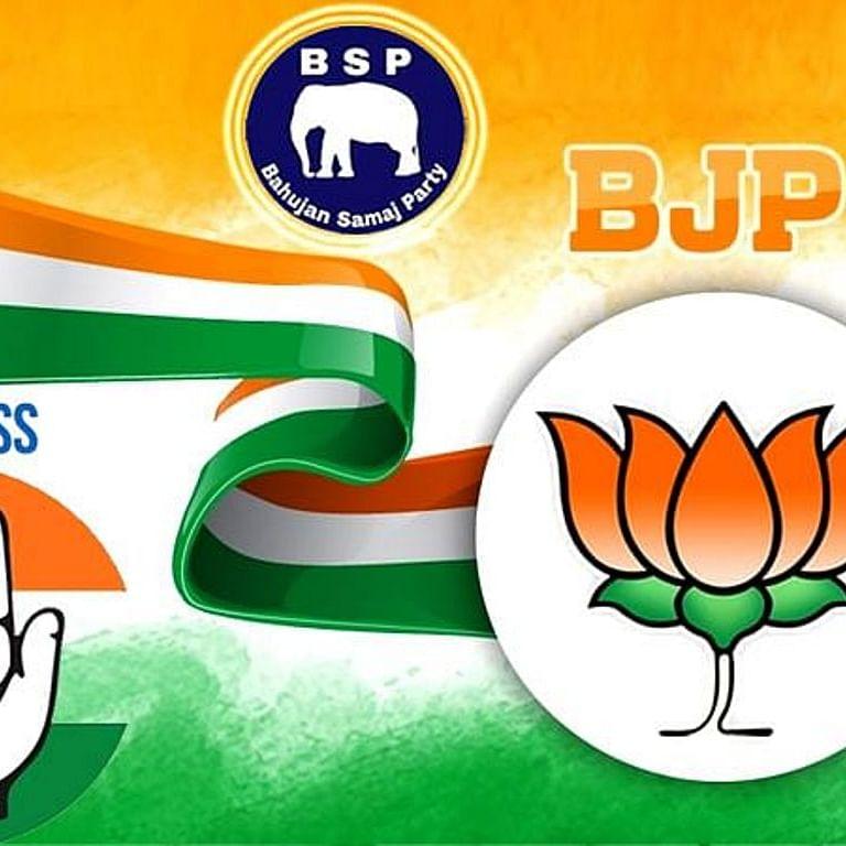 Madhya Pradesh Bypolls: BSP may dent Congress, BJP prospects in 15 seats