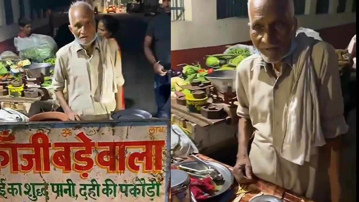 Watch: After Delhi's 'Baba Ka Dhaba', netizens come together to help 'chaat' kiosk in Agra