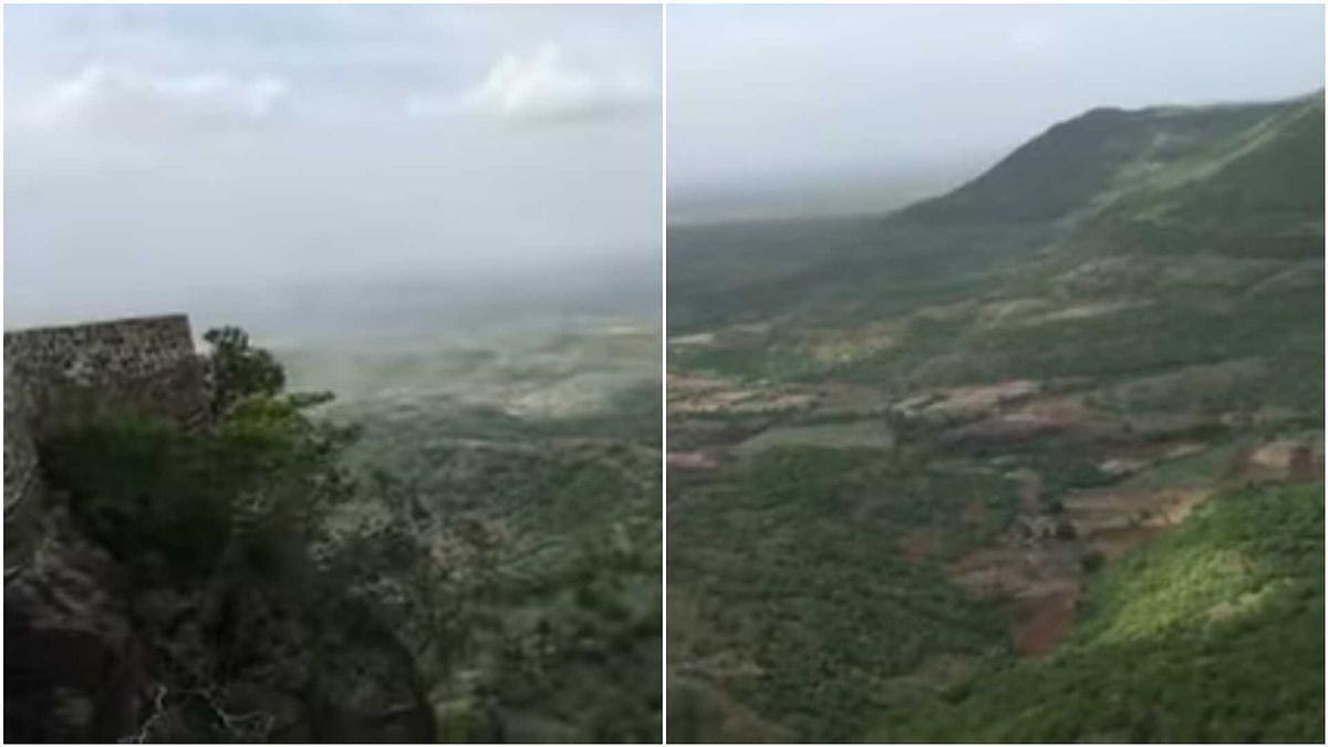 Aurangabad: Tourists shy away from Antur Fort due to road hassles