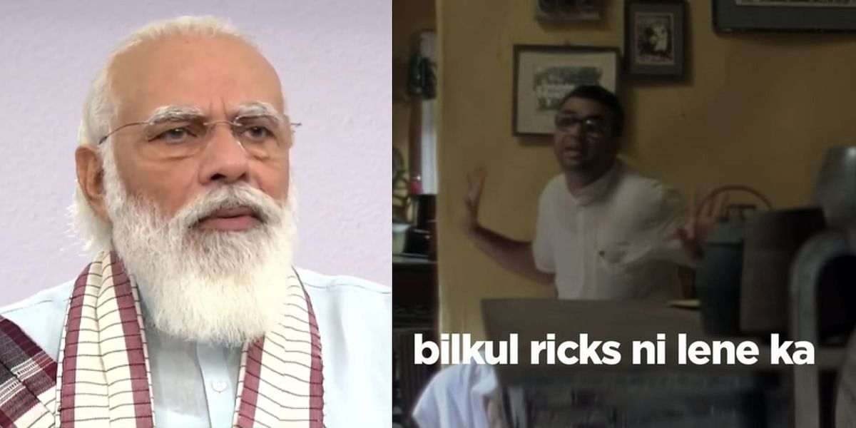 'Bilkul ricks ni lene ka': Twitter summarise PM's 6 pm address with memes and jokes